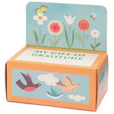 My Gift of Gratitude Offering Box