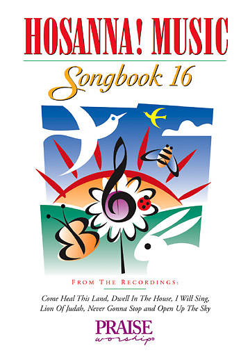 Hosanna Music Songbook 16