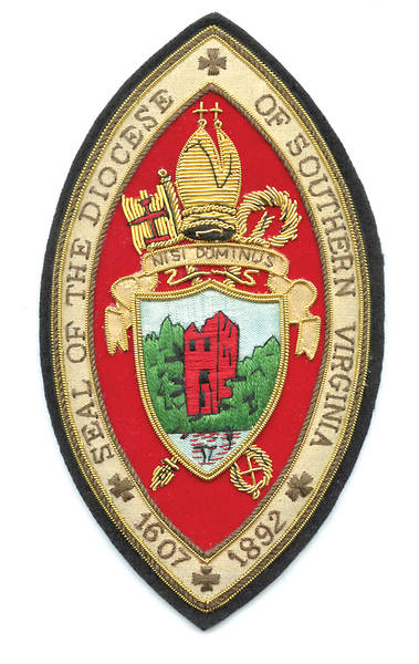 SEAL-DIOCESE OF SOUTH VIRGINIA