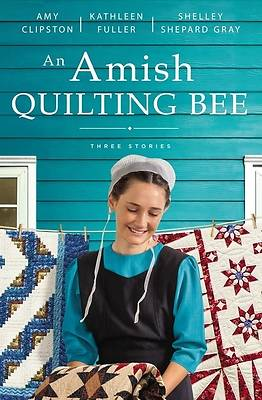 Picture of An Amish Quilting Bee