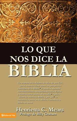 What the Bible Is All About Spanish