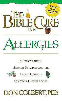 Bible Cure for Allergies