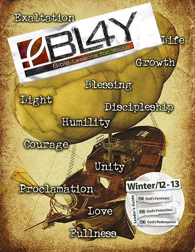Bible Lessons for Youth Winter 2012-2013 Leader