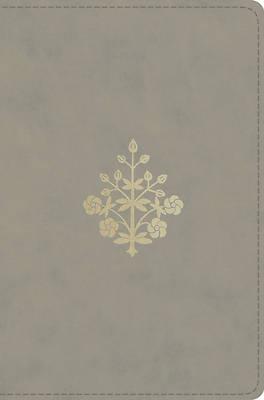 Picture of ESV Compact Bible (Trutone, Stone, Branch Design)