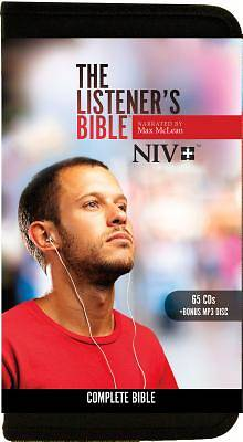 NIV Listeners Bible - 65 CD Set