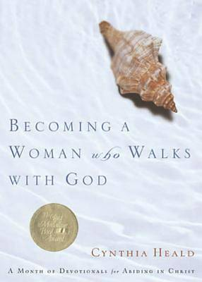 Picture of Becoming a Woman Who Walks with God - eBook [ePub]