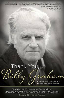 Picture of Gracias, Billy Graham