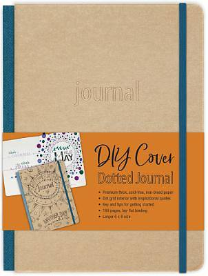 Picture of DIY Cover Bullet Journal