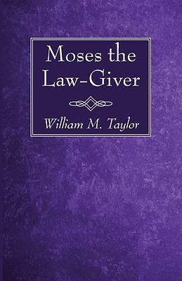 Picture of Moses the Law-Giver
