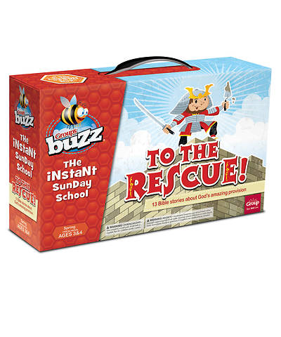 Picture of Buzz Preschool To the Rescue! Kit Spring 2021
