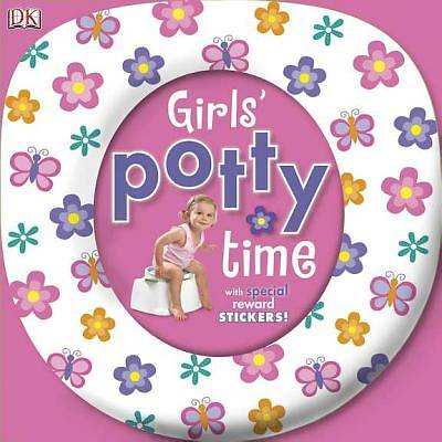 Girls Potty Time [With Sticker(s)]