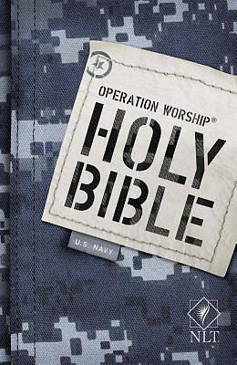 Operation Worship Compact NLT (Navy Edition)