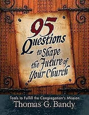 Picture of 95 Questions to Shape the Future of Your Church - eBook [ePub]