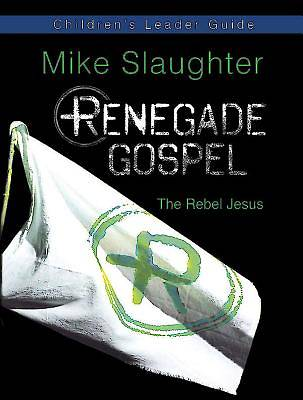 Picture of Renegade Gospel Children's Leader Guide