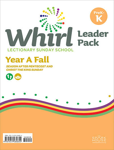 Whirl Lectionary PreK-Kindergarten Leader Guide Fall Year A