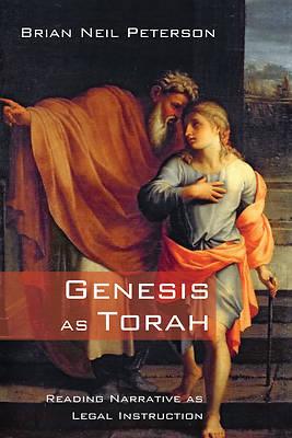 Picture of Genesis as Torah