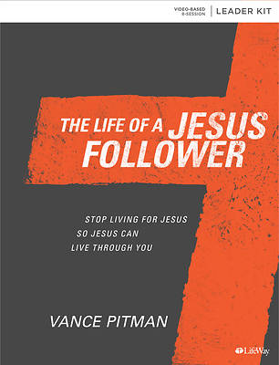 Picture of The Life of a Jesus Follower - Leader Kit [With DVD]