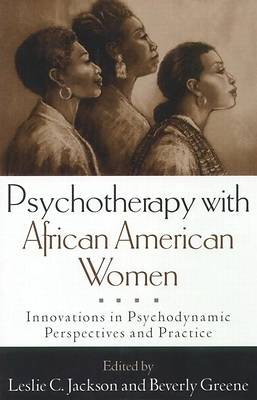 Picture of Psychotherapy with African American Women