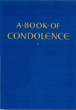 Picture of A Book of Condolence
