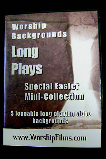 Worship Background Long Plays Special Easter Mini-Collection