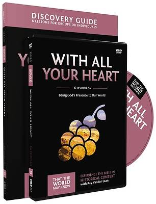 With All Your Heart Discovery Guide with DVD