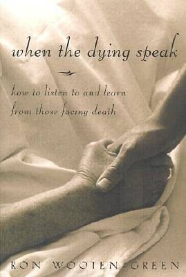 When the Dying Speak