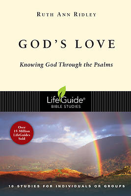 LifeGuide Bible Study - Gods Love