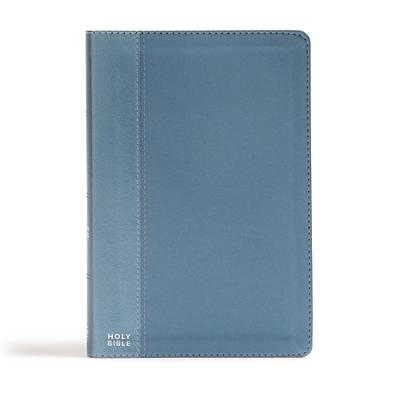 Picture of CSB Essential Teen Study Bible, Steel Leathertouch