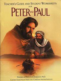 Peter and Paul Study Guide
