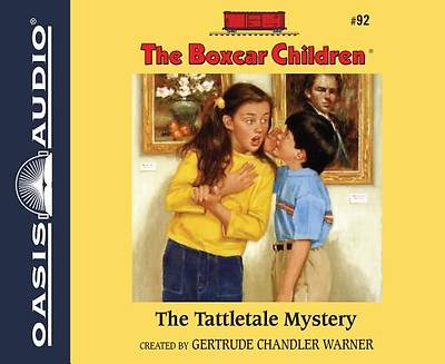 Picture of The Tattletale Mystery (Library Edition)