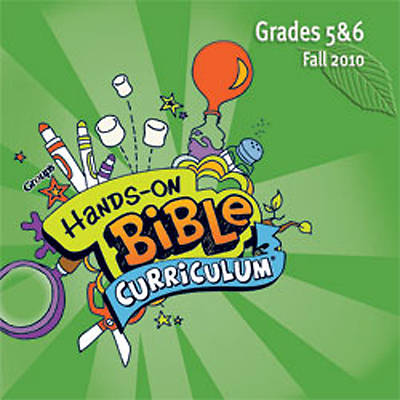 Picture of Hands-On Bible Curriculum Grades 5 and 6 Additional CD