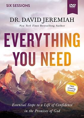Picture of Everything You Need Video Study