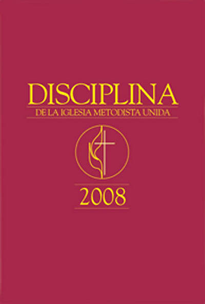 Book of Discipline 2008 Spanish