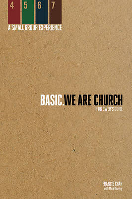 Basic. We Are Church: Followers Guide