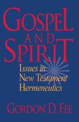Gospel and Spirit [ePub Ebook]