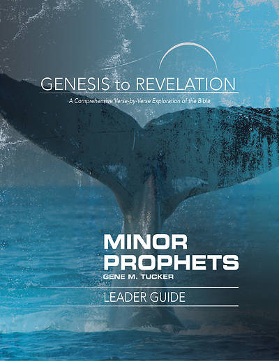 Picture of Genesis to Revelation Minor Prophets Leader Guide - eBook [ePub]
