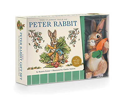 Picture of The Peter Rabbit Plush Gift Set