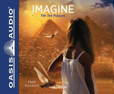 Picture of Imagine...the Ten Plagues (Library Edition)