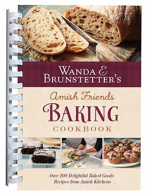 Picture of Wanda E. Brunstetter's Amish Friends Baking Cookbook
