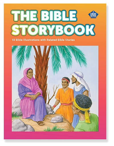 Picture of Vacation Bible School VBS 2021 Bible Storybook