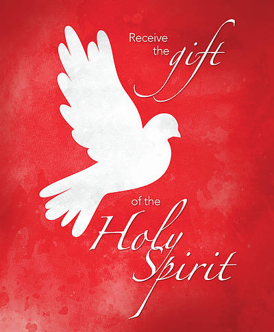 Picture of Receive the Gift of the Holy Spirit Confirmation Legal Size Bulletin