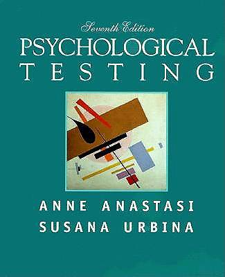 Picture of Psychological Testing