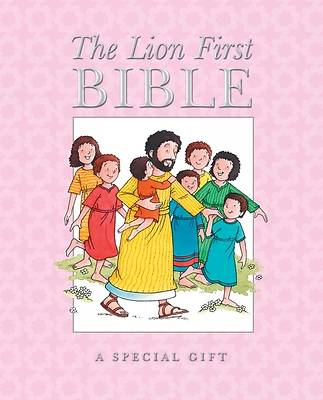 The Lion First Bible (Pink)