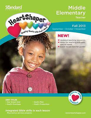 Standard HeartShaper Middle Elementary Teacher Book Fall 2013