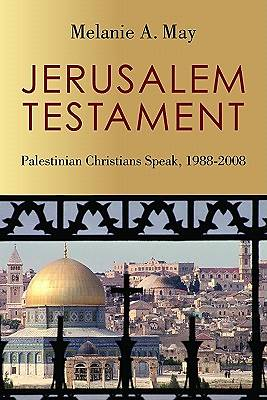 Jerusalem Testament
