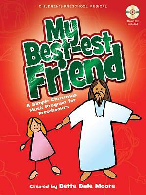 My Best-est Friend Book with Demo CD