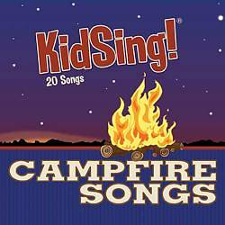 Kidsing! Campfire Songs! CD