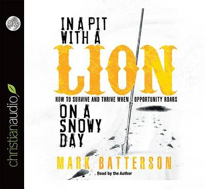 In a Pit with a Lion on a Snowy Day CD