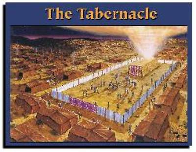 Picture of Wall Chart Tabernacle