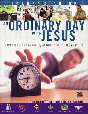 An Ordinary Day with Jesus Leaders Guide